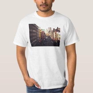 Ovanför Chinatown T Shirts