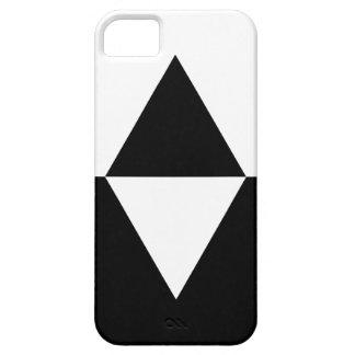Ovanför och nedanfört iPhone 5 hud