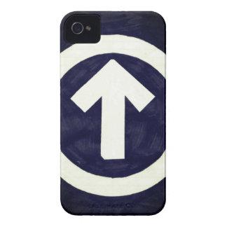 Ovanför påverkan iPhone 4 Case-Mate skal