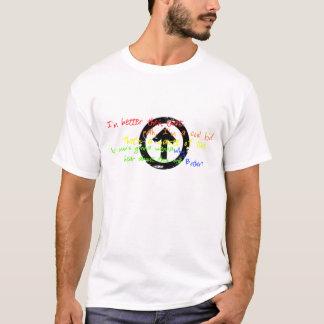 Ovanför påverkan t-shirt