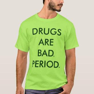 Ovanför påverkan tee shirts