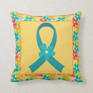 Ovarian cancer eller PCOS-bandet kudder gåvan Kudde