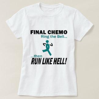 Ovarian cancer för finalChemo springa mycket - Tröja