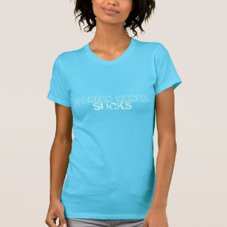 Ovarian cancer suger tee shirt