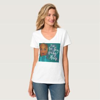 Ovarian cancermedvetenhet som för är sexig för t-shirt