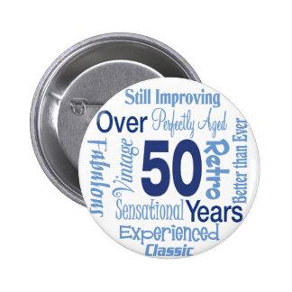 Över 50 år nål
