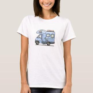 Över T-tröja för CabcampareRV Tee Shirts