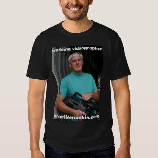 Överbrygga charliemankin.com som gifta sig t shirt