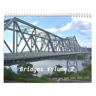 Överbryggar kalendern för volym 2 kalender
