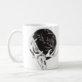 Överdådig älgkaffemugg kaffemugg