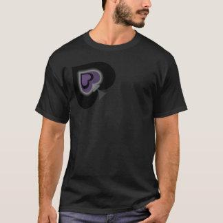 Överdängare (för tillbaka) genderanarki - t shirt