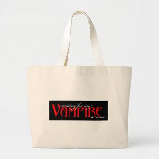 Överför mig en vampyr… tote bag