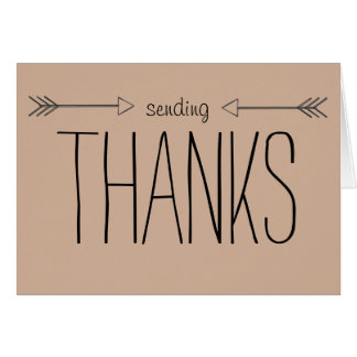 """""""Överföra tack"""" tackkort Hälsningskort"""