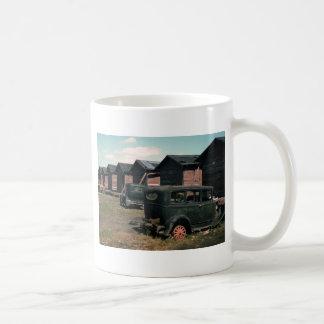 Övergett 1941 kaffemugg