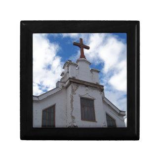 Övergiven kyrka minnesask