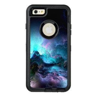 Overkligt stormigt hav OtterBox defender iPhone skal