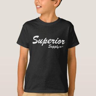 Överlägsen tillförselskjorta för ungar tee shirt