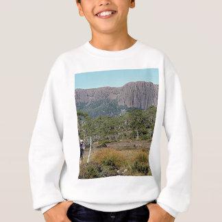 Overland Tasmanias spårar Tee Shirt