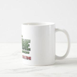 Överleva Zombieapokalypset Kaffemugg