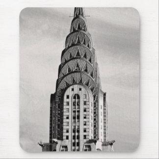 Överträffa av Chrysleren som bygger NYC - B&W Musmatta