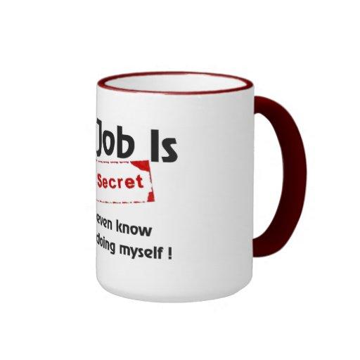Överträffa - hemligheten kaffe muggar