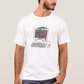 Övervaka ödlaT-tröja Tröja