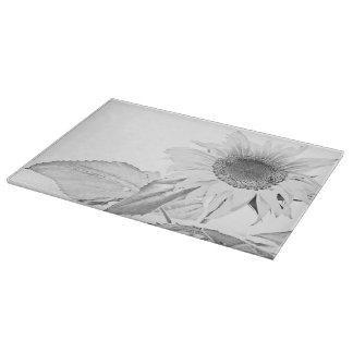 Ovillkorlig solrosskärbräda