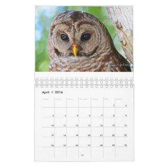 OwlWatch kalender 2016