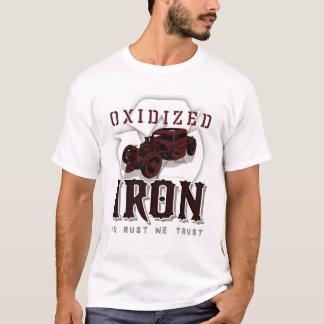 Oxiderat JÄRN Tshirts