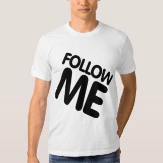 Oxygentees följer mig den Mashup duden T-shirts