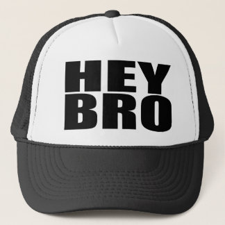 Oxygentees Hey Bro Truckerkeps