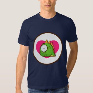 Oxygentees kärlekMashup Dude Tee Shirts