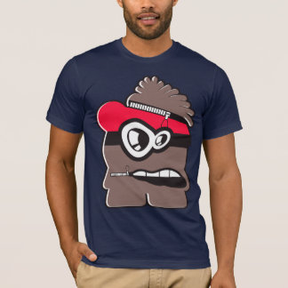 Oxygentees Mashup Dude T-shirt