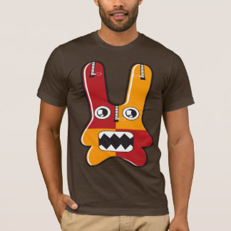 Oxygentees Mashup Dude T-shirts