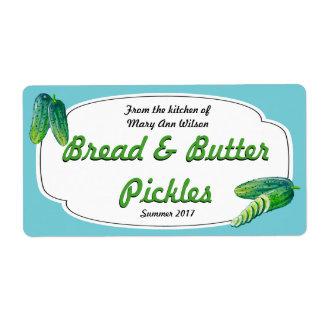 På burk för smörgåsknipor fraktsedel