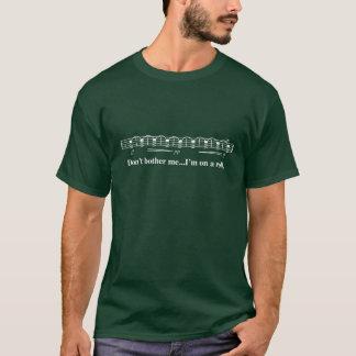 På en rullT-tröja T Shirt