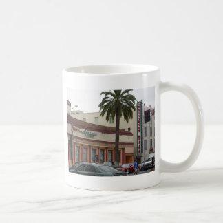 På gatorna av Hollywood Kaffemugg
