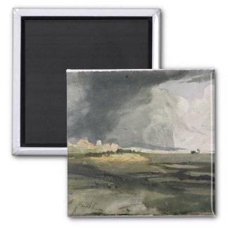 På Hailsham Sussex: En storm som att närma sig, 18 Magnet