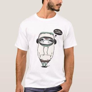 På! Luft! Bibliotek! T-shirt