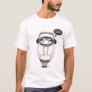 På! Luft! Bibliotek! Tee Shirts