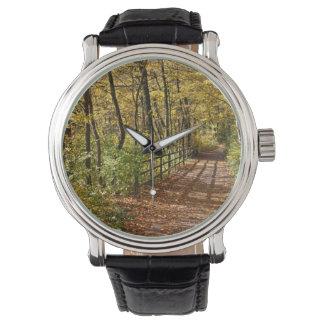 På nedgången i Wienerwald Armbandsur