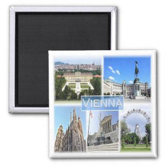 PÅ * Österrike - Wien Magnet