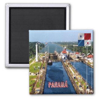 PA - Panama - kanalen låser