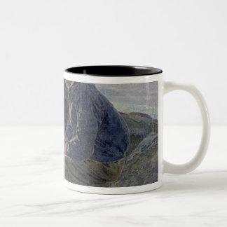 På stenarna på Fiskebackskil 1905-6 Två-Tonad Mugg