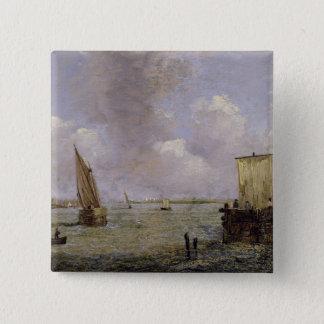 På Thamesen Standard Kanpp Fyrkantig 5.1 Cm