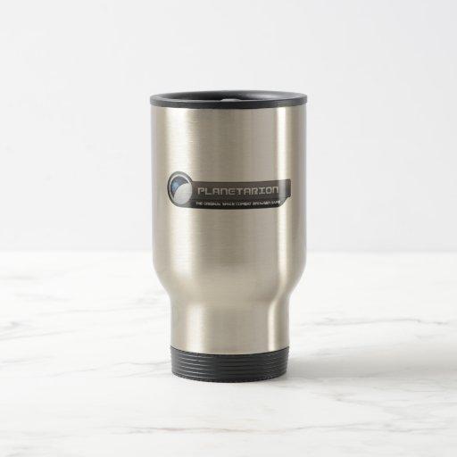 Pa-travel mug kaffe koppar