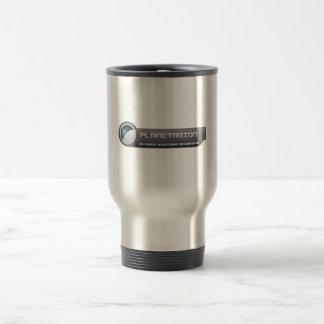Pa-travel mug rostfritt stål resemugg