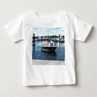 På vatten i Bristol Rhode - ö T Shirts