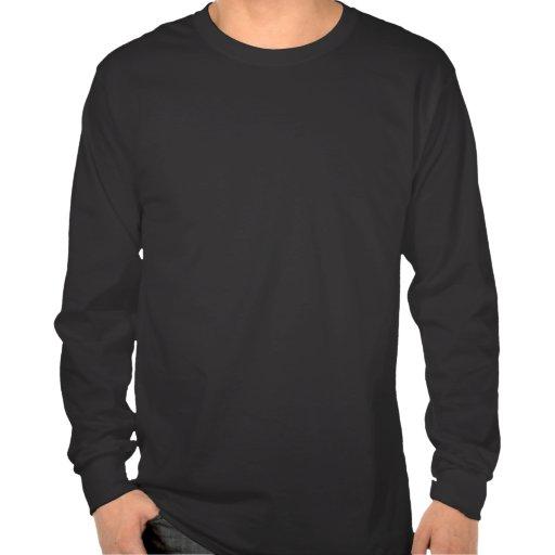 Pachafa-Lång Sleeve-Svart Tröjor