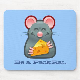 PackRat Ratpad Musmattor